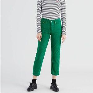 levi green corduroy